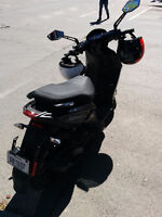 Piaggio vespa Typhoon, one owner, practically NEW!