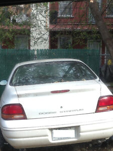 Available now: private reserved outdoor parking space in Verdun