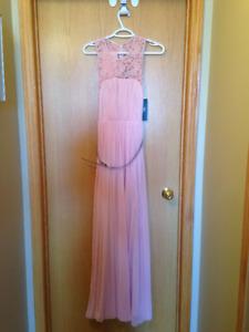 Brand New Light Pink  DFI  Los Angeles Dress $50 obo