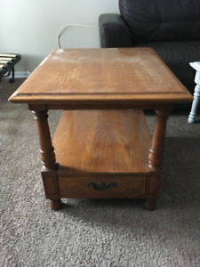 Bed Side Table - $10 or Best Offer