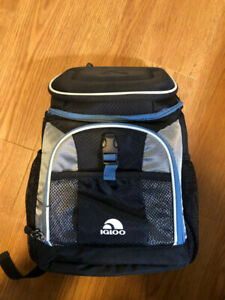 BRAND NEW Igloo MaxCold Cooler Backpack ($60 Retail)
