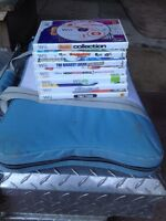 Wii fit and games