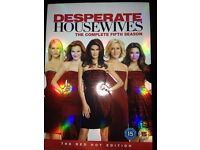 Desperate Housewives Season 5 DVD