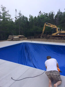 ** Pool Liner Installations ~ Get Swimming for Summer! **