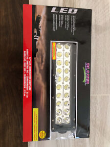 "Blazer 13"" LED light bar for side x side"