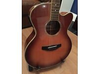 Yamaha CPX 700 Electro Acoustic Guitar