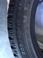 4winter tires 225-50r17