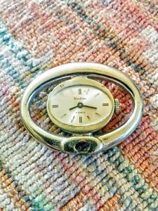 Vendome 17 jewel watch pendant