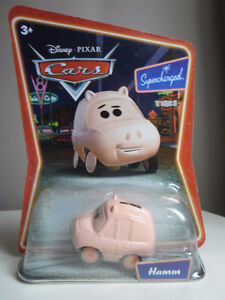 Hamm Toy Story Disney Pixar Cars Supercharged Series Diecast