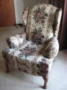 Gently Used Sofa & Matching Chair