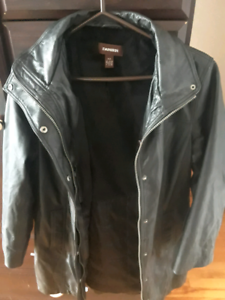 Thinsulate Leather jacket