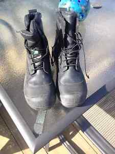 Size 11 US New Baffin Industrial Steel Toe Work Boots. CSA