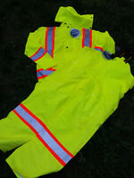 High Vis Fire rated Work Clothes