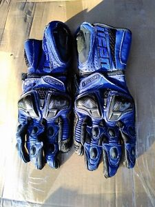 ICON NEW MOTORCYCLE GLOVES OVERLOARD