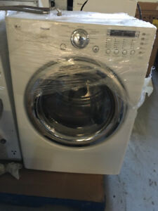 LG TROMM WASHER & DRYER