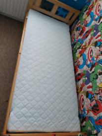 Toddlers Bed & Matress
