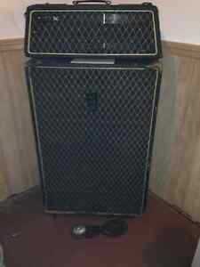 Vintage Vox Super Beatle Amp
