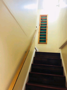 EXECUTIVE SEMI FURNISHED BASEMENT AVAILABL FOR RENT
