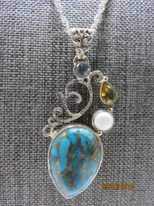 Ladies Sterling Silver Jewelry For Sale