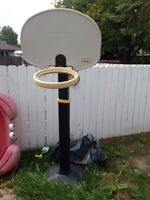 Little Tykes kids basketball hoop