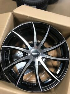 """17"""" Alloy Wheels - 5x114.3 and 5x100"""