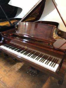 Steinway&Sons B, African mahogany