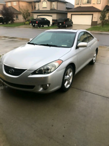 2003 Toyota solara selling as I'd for $2600 obo