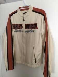 Ladies authentic Harley Davidson jacket