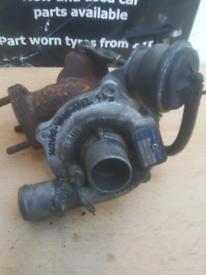 Turbocharger Suzuki swift Vauxhall Corsa d 54351014809