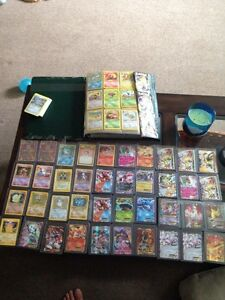 Pokemon huge card collection for sale Peterborough Peterborough Area image 1