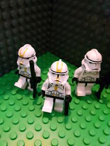 RARE 2005 lego clone troopers