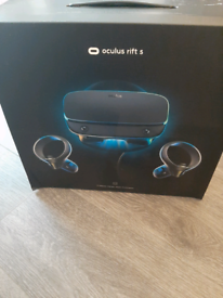 Oculus Rift S VR kit