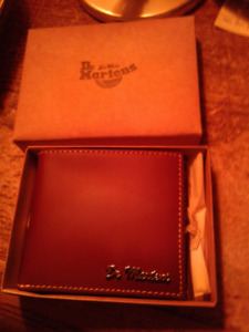 Dr. Martens Leather Wallet