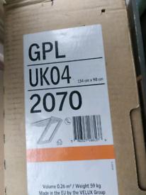 Velux Top Hung 134cm X 98cm & Flashing kit RRP £573