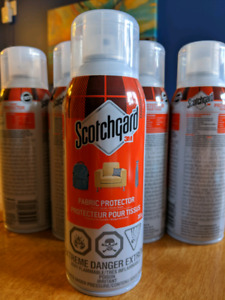 Scotchgard Fabric and Upholstery Protector, 283 Grams