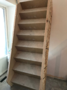 Construction stairs for sale