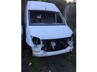 LDV MAXUS VAN (breaking for spares)