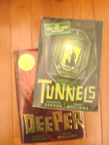 Youth Books - Deeper and Tunnels