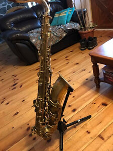 Tenor Saxophone CannonBall Big Bell Mad Meg West Island Greater Montréal image 1