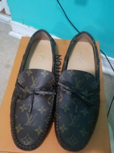 Louis Vuitton shoes BRAND NEW with receipt