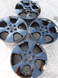 """17"""" Vauxhall Astra Turbo Mk4 Coupe alloy wheels (367)"""