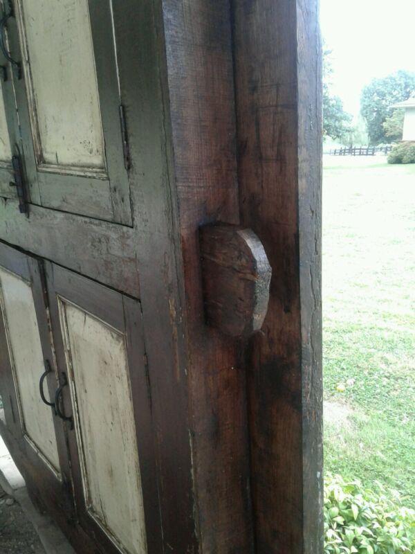 AUTHENTIC WILD WILD WEST JAILHOUSE WINDOW