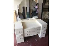 1920s/30s dressing table shabby chic