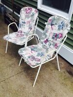 Couple Lawn Chairs. $25 for both