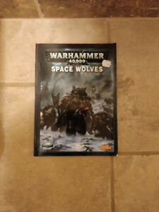 Warhammer 40K Space marines & Space wolves Sets