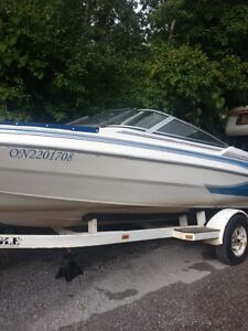 1992 glastron v8 Mercruiser reduced 4500 don't want to store