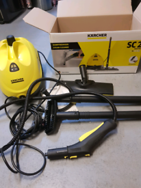 Karcher sc2 steam cleaner. In immaculate as new condition.