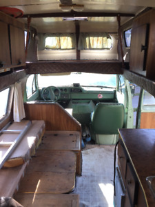 Very Cool Camper Project