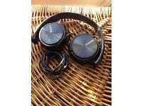 Sony headphones mint condition without box