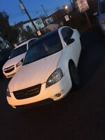 Nissan Altima 03 with only 146km